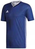 adidas Tiro 19 Trikot dark blue-white Kinder