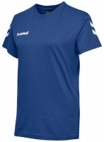 Hummel Go Cotton T-Shirt true blue Damen