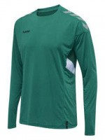 Hummel Tech Move Trikot langarm SPORTS GREEN Herren