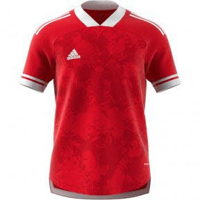 adidas Condivo 20 Trikot power red-white Kinder - Bild 1