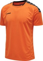 Hummel Authentic Poly Trikot TANGERINE Kinder