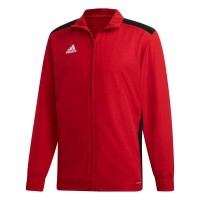 adidas Regista 18 Präsentationsjacke power red-black Herren
