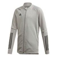 adidas Condivo 20 Trainingsjacke mid grey-black Kinder