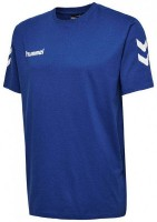 Hummel Go Cotton T-Shirt true blue Herren