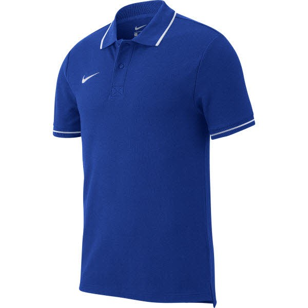 Nike Team Club 19 Polo - Bild 1