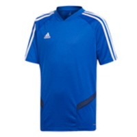 adidas Tiro 19 Trainingstrikot bold blue-white Kinder