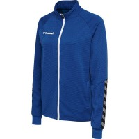 Hummel Authentic Poly Trainingsjacke true blue Damen