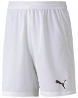 Puma teamFINAL 21 Knit Shorts puma white Kinder
