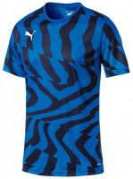 Puma CUP Core Trikot electric blue-white Herren