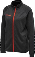 Hummel Authentic Poly Trainingsjacke asphalt Damen