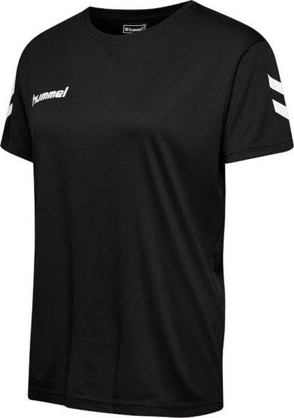 Hummel Core T-Shirt black Damen - Bild 1