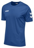 Hummel Core T-Shirt true blue Kinder