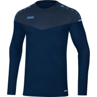 Jako Sweat Champ 2.0 marine-hellblau Kinder