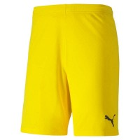 Puma teamGOAL 23 Knit Jr Shorts cyber yellow Kinder