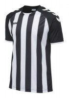 Hummel Core Striped Trikot black-white Kinder