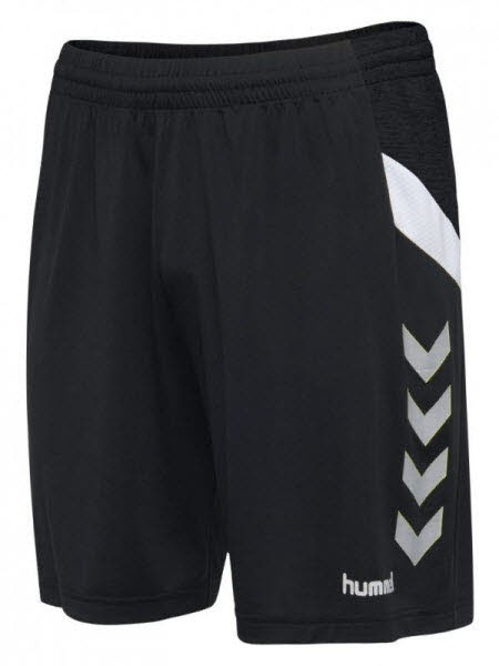 Tech Move Kids Poly Shorts Kinder schwarz - Bild 1