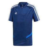 adidas Tiro 19 Trainingstrikot dark blue-white Kinder