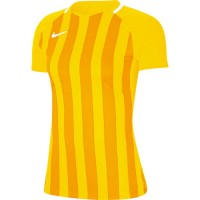 Nike Striped Division III Trikot Tour Yellow/gold Damen