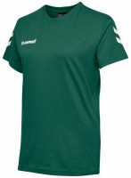 Hummel Go Cotton T-Shirt evergreen Damen
