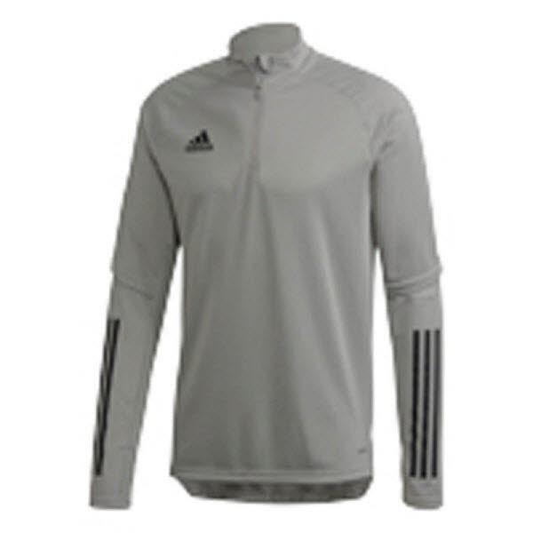 adidas Condivo 20 Trainings Top mid grey-white Herren - Bild 1