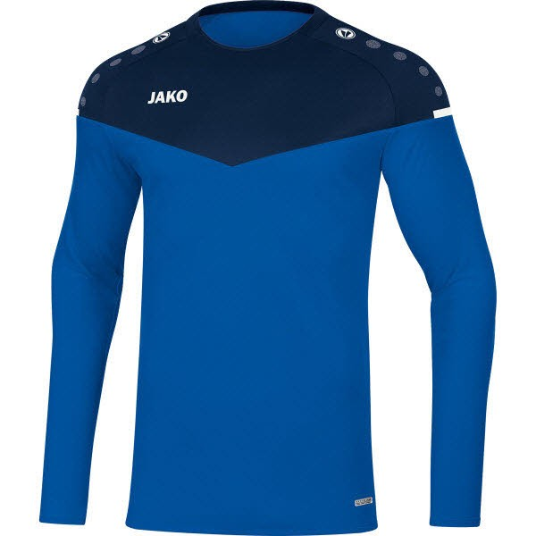 Jako Sweat Champ 2.0 royalblau-marine Herren - Bild 1