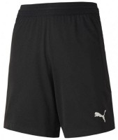 Puma teamFINAL 21 Knit Shorts puma black Kinder