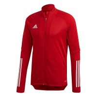 adidas Condivo 20 Trainingsjacke power red-white Herren