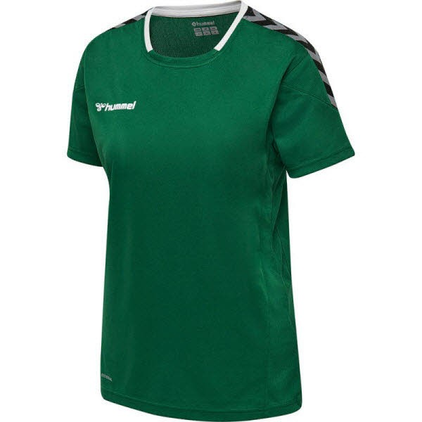 Hummel Authentic Poly Trikot evergreen Damen - Bild 1
