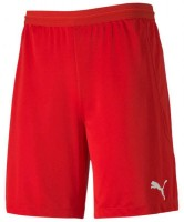 Puma teamFINAL 21 Knit Shorts puma red Herren