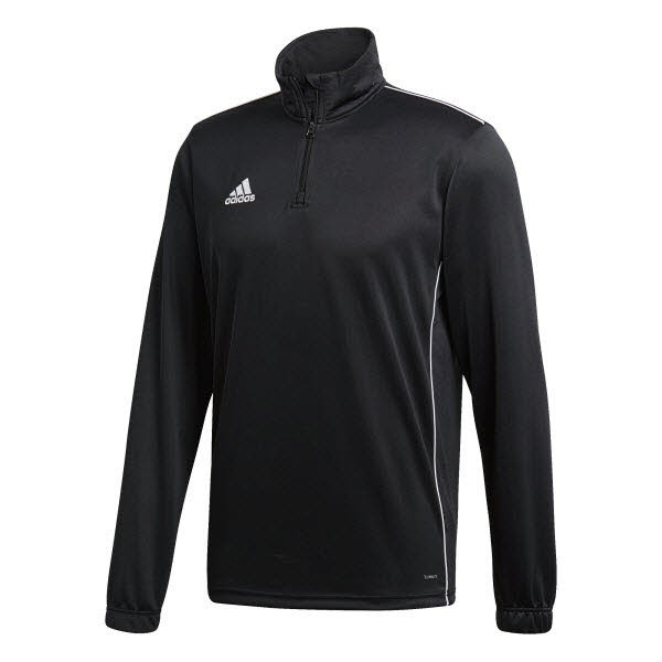 adidas Core 18 Trainingstop black-white Herren - Bild 1