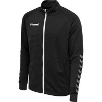 Hummel Authentic Poly Trainingsjacke black-white Kinder