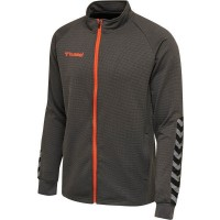 Hummel Authentic Poly Trainingsjacke asphalt Herren