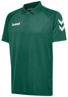 Hummel Core Polo-Shirt evergreen Herren