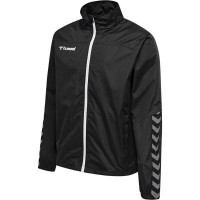 Hummel Authentic Trainingsjacke black-white Herren