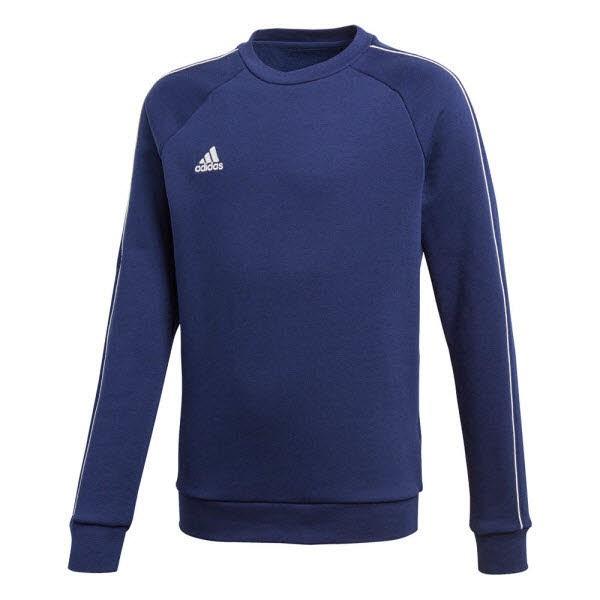 adidas Core 18 Sweatshirt darkblue-white Herren - Bild 1