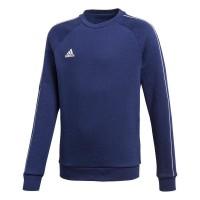 adidas Core 18 Sweatshirt darkblue-white Herren