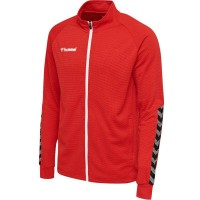 Hummel Authentic Poly Trainingsjacke true red Herren