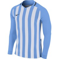 Nike Striped Division III Trikot UNIVERSITY BLUE/WHIT Kinder