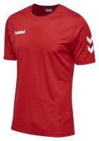 Hummel Core T-Shirt true red Herren
