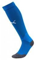 Puma LIGA Socks Stutzenstrümpfe electric blue-white Herren
