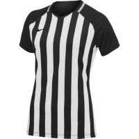 Nike Striped Division III Trikot Black/White Damen