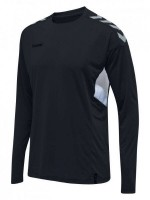 Hummel Tech MoveTrikot langarm Kinder BLACK Kinder