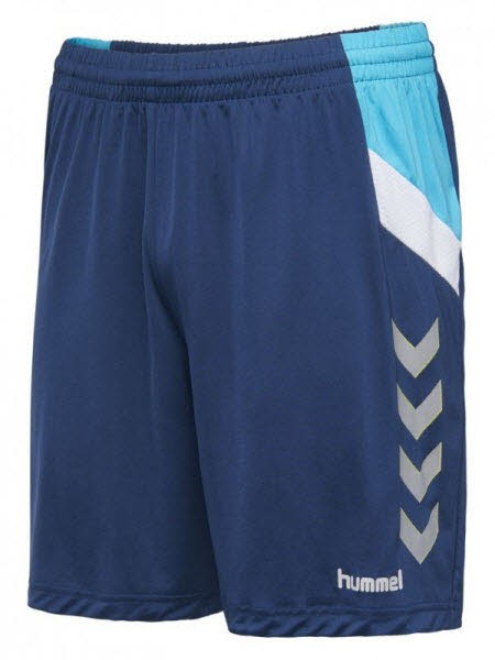 Tech Move Kids Poly Shorts Kinder dunkel blau - Bild 1