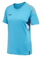 Hummel Tech Move Trikot SCUBA BLUE Damen