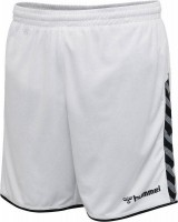 Hummel Authentic Poly Shorts white Herren