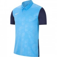Nike Trophy IV Trikot University Blue Kinder