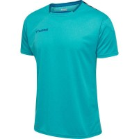 Hummel Authentic Poly Trikot BLUE BIRD Herren