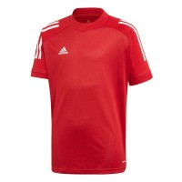 adidas Condivo 20 Trikot Training power red-white Kinder
