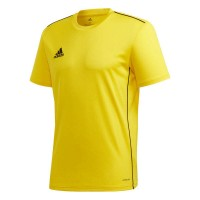 adidas Core 18 Trainingstrikot yellow Kinder
