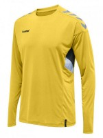 Hummel Tech MoveTrikot Langarm SPORTS YELLOW Kinder